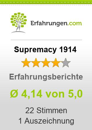 Supremacy 1914 Erfahrungen