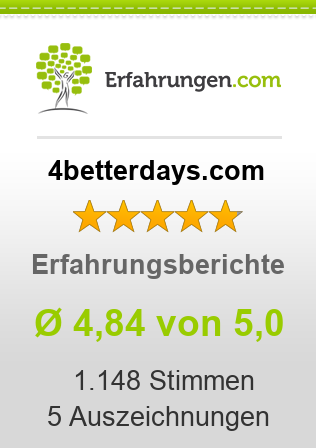 4betterdays.com Bewertungen