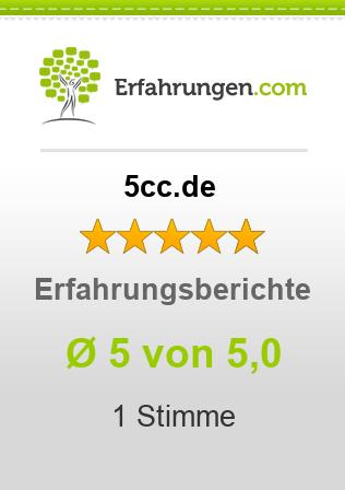 5cc.de Erfahrungen