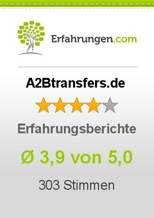 A2Btransfers.de Erfahrungen