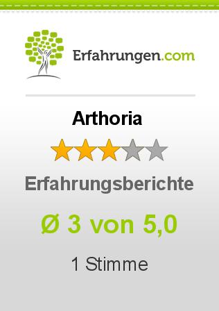 Arthoria Erfahrungen