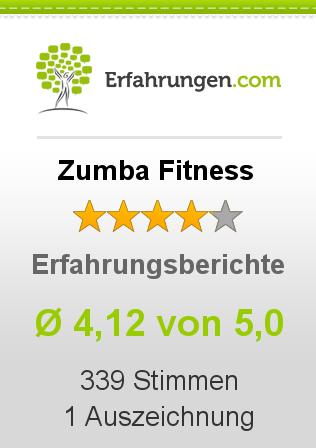 Zumba Fitness Erfahrungen