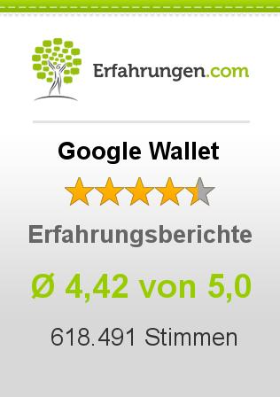 Google Wallet Erfahrungen