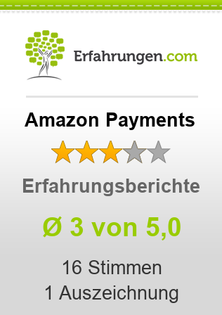 Amazon Payments Erfahrungen