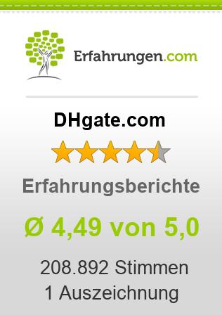 DHgate.com Erfahrungen