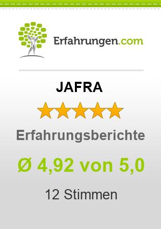 JAFRA Erfahrungen