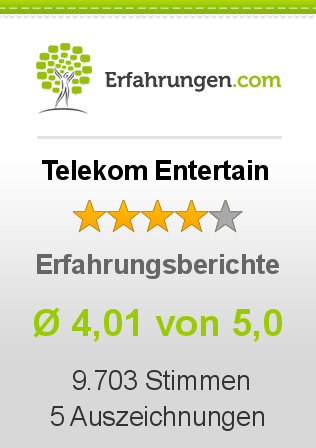 Telekom Entertain Bewertungen