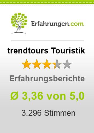 trendtours Touristik Erfahrungen
