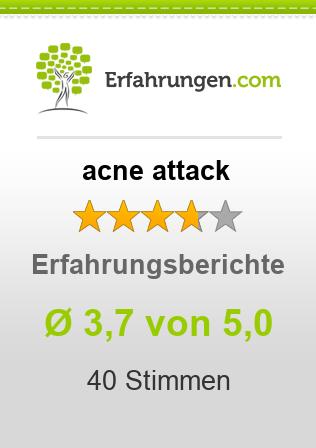 acne attack Erfahrungen