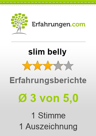 slim belly Bewertungen