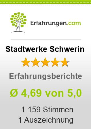 Stadtwerke Schwerin Erfahrungen