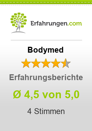 Bodymed Bewertungen