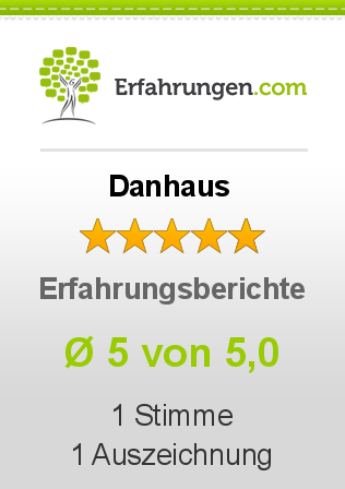 danhaus erfahrungen aus 1 bewertungen 5 5 im test. Black Bedroom Furniture Sets. Home Design Ideas