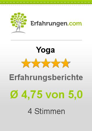 Yoga Erfahrungen