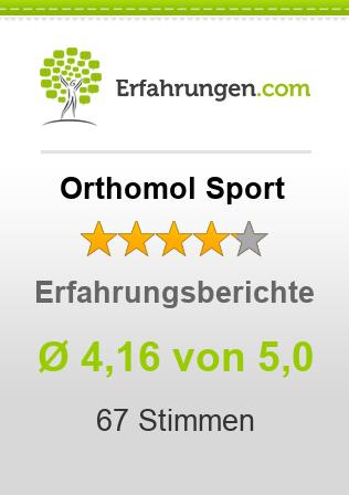 Orthomol Sport Erfahrungen
