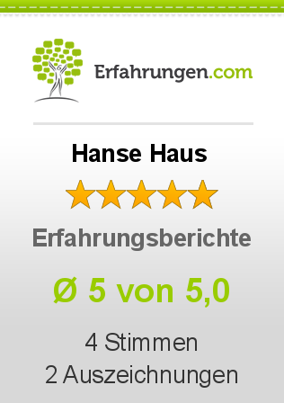 hanse haus erfahrungen aus 4 bewertungen 5 5 im test. Black Bedroom Furniture Sets. Home Design Ideas