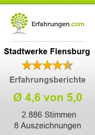 Stadtwerke Flensburg Erfahrungen