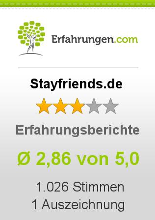 Stayfriends.de Erfahrungen
