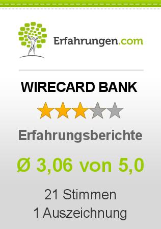 WIRECARD BANK Erfahrungen