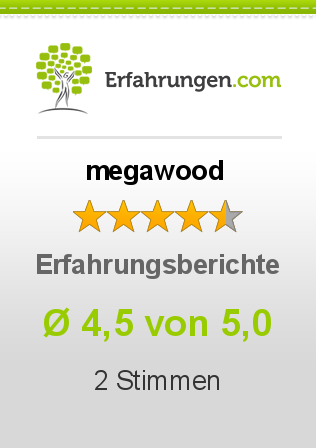 megawood erfahrungen aus 2 bewertungen 4 5 5 im test. Black Bedroom Furniture Sets. Home Design Ideas