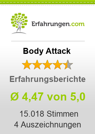 Body Attack im Test