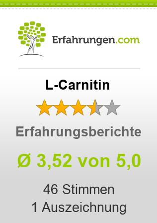 L-Carnitin Erfahrungen