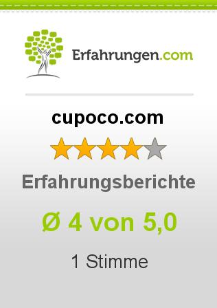 cupoco.com Erfahrungen