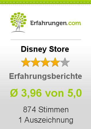 Disney Store Erfahrungen