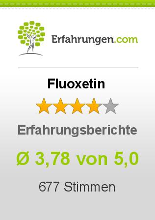 Fluoxetin Erfahrungen