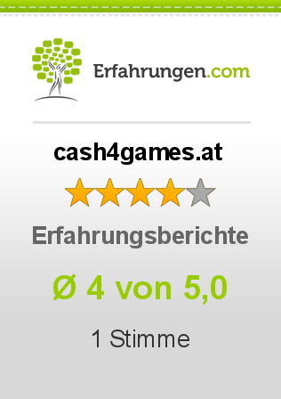 cash4games.at Erfahrungen