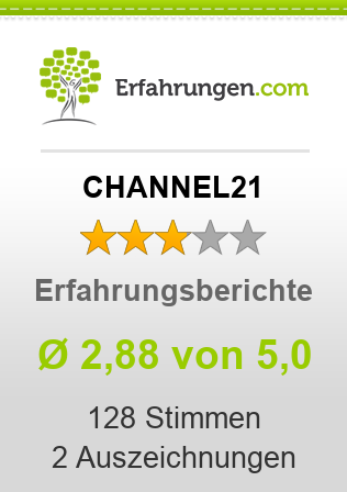 CHANNEL21 Bewertungen