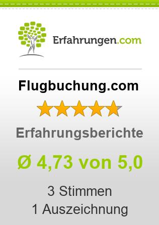 Flugbuchung.com Erfahrungen