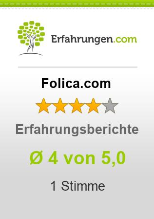 Folica.com Erfahrungen