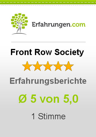 Front Row Society Bewertungen