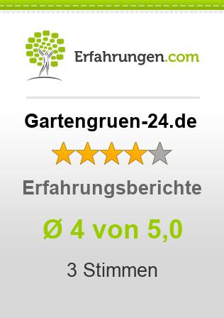 Gartengruen-24.de Erfahrungen