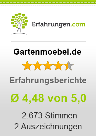 Gartenmoebel.de Erfahrungen