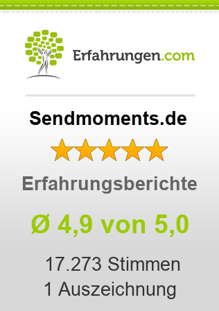 Sendmoments.de Bewertungen