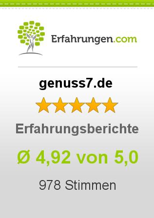genuss7.de Erfahrungen