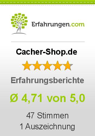 Cacher-Shop.de Erfahrungen