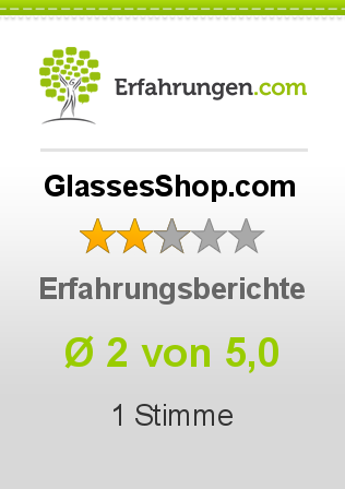 GlassesShop.com Erfahrungen