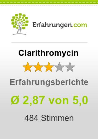 Clarithromycin Erfahrungen