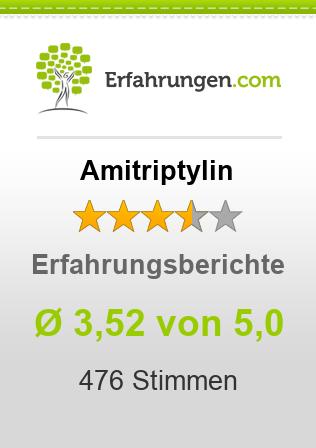 Amitriptylin Erfahrungen