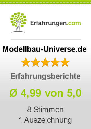 Modellbau-Universe.de Erfahrungen