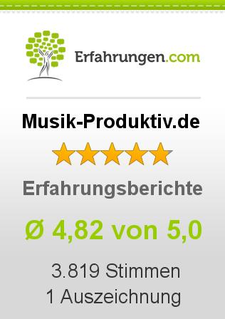 Musik-Produktiv.de Erfahrungen