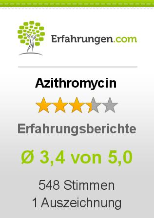 Azithromycin Erfahrungen