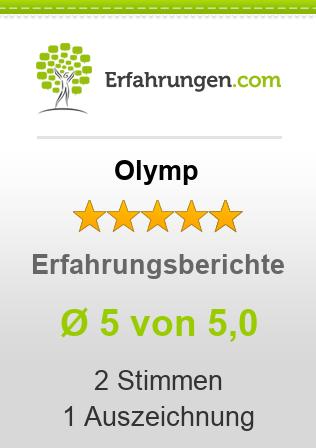 Olymp Erfahrungen