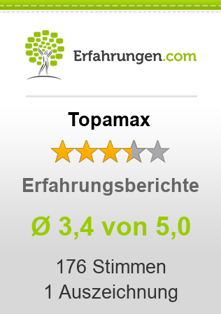 Topamax Erfahrungen