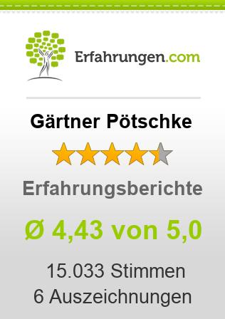 Gärtner Pötschke Erfahrungen