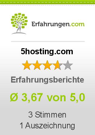 5hosting.com Erfahrungen