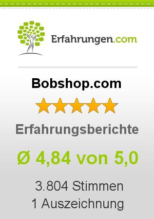 Bobshop.com Erfahrungen